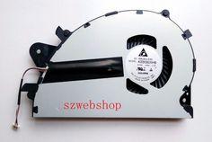 New for sony Vaio SVS1511L3E SVS1511L3ESPR SVS1511C5E SVS1512U1R SVS1512V1E SVS1512V1R SVS15127CDB laptop cpu cooling fan #Affiliate