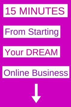 """WATCH this 15 minute video and learn how YOU can create a Business You Love with Marie Forleo's B-School - """"the online business school for modern entrepreneurs"""""""