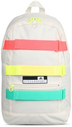 ceabf78cce21 Stella McCartney Bright Strap Backpack -  68.00 Adidas Bags