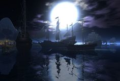 """Is the pirate life for you in Second Life? Check out the Second Life Pic of the Day, """"pirate"""" , photo by Godai 五大."""