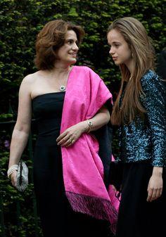 Sylvana Windsor et Amelia Windsor, 2011