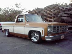 78 chevy pickup parts