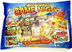 Game night candy