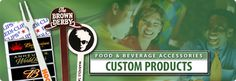 Spirit™ Customize your Pick and Stirrers!!!
