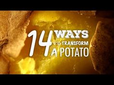 Watch 14 mouth-watering potato recipes will have you craving taters @ Komando Video Potato Dishes, Potato Recipes, Snack Recipes, Cooking Recipes, Types Of Potatoes, How To Cook Potatoes, Dumpling Filling, Foodblogger, Tasty Dishes