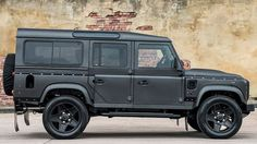 Kahn Design Land Rover Defender 110 Wide Arch Kit