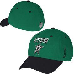 new style 37eb0 2ec97 Dallas Stars NHL Center Ice Second Season Structured Flex Fit Hat