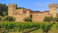 Family Friendly Napa Valley - Castello di Amorosa