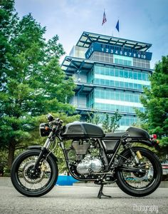 2014 Royal Enfield Continental GT Full Custom Finest Available | eBay