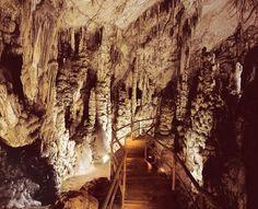 VISIT GREECE  Diktaean Cave, Crete, #Greece,  ©lasithitourism.com