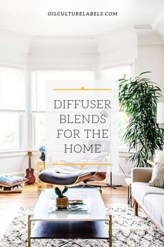 The best diffuser blends for your essential oils. Essential Oil Diffuser Blends, Essential Oil Uses, Best Diffuser, Roller Bottle Recipes, Diffuser Recipes, House Smells, Green Cleaning, Bottle Labels, Cleaning Products