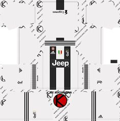 1c107e7739d Juventus 2018 19 Kit - Dream League Soccer Kits Soccer Kits