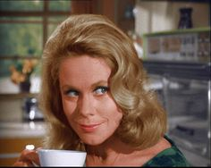 Bewitched TV Show Sexy Memes | Elizabeth Montgomery Samantha Stevens Bewitched