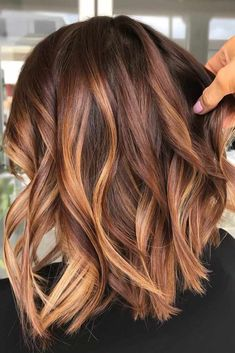 53 Auburn Hair Color Ideas To Look Natural   LoveHairStyles.com