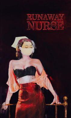 Richard Prince, Runaway Nurse, 2006.