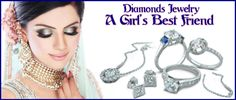 Research says that the simplest way to maintain a long married life is diamonds, and probably lots of them. It is no myth that a diamond jewelry is a girl's best friend.