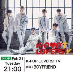 [#BOYFRIEND] 『TOWER RECORDS SHIBUYA presents 「K-POP LOVERS! TV」』 ただいま、オンエア中です...!! . 今すぐチェック ▶︎https://freshlive.tv/kpop_lovers_tv/85457 . #BOYFRIEND #보이프렌드 #IMissYou #BESTFRIEND #베스트프렌드 #kissent