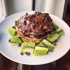 mentions J'aime, 48 commentaires - Thibault Geoffray 🇫🇷 (. Portion, Kiwi, Totalement, Steak, Food And Drink, Pork, Nutrition, Pancakes, Breakfast