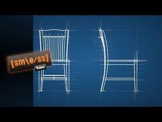 Tutorial: Blender 3D #4 - Blueprint (Freestyle)