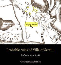 Hortis Servilianis ... (ita) http://www.romeandart.eu/it/arte-hortis-servilianis.html