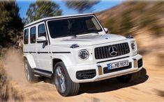 Российская цена обновленного Mercedes-AMG G 63