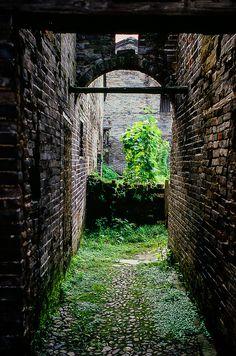 Abandoned Village China