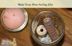Home Emergency Kits – Sewing Kit