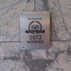 Best Service Award T