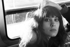 Alexa Chung stars in Maje's Fall 2012 Campaign http://lcky.mg/LiL8GU
