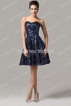 Women Off Shoulder Sequin Navy Blue Bodycon Evening Dress Formal Party Gown Backless Slim Sexy Short Prom Dresses Lace up CL6133-in Evening Dresses from Weddings & Events on Aliexpress.com | Alibaba Group