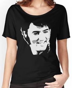 elvis Women's Relaxed Fit T-Shirts