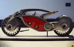 Indian motorcycles concept for a new era « Custom Bikes « DERESTRICTED