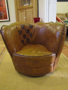 Nice Baseball Glove Chair For A Kids Room. Miami P/u $49.99