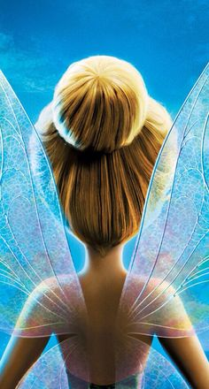 Tinker Bell - Love Disney Fairies