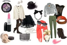 """Untitled #25"" by scarlette-velveteen-style on Polyvore"