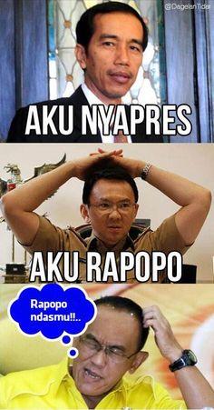 Jokowi, Jokowi; weleh weleh x'D