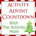 The Activity Mom: 2012 Activity Advent Countdown (printable)