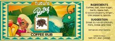 Hawaii Maui Value Pack Tutu's Pantry Coffee Rub 3 Jars - http://spicegrinder.biz/hawaii-maui-value-pack-tutus-pantry-coffee-rub-3-jars/