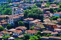 Andritsena traditional village at Peloponnese in GREECE Greece Trip, Greece Travel, Most Beautiful, Traditional, Mansions, House Styles, Home, Manor Houses, Villas