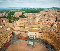 My mother and I stayed here for 3 weeks a few years ago.  Sienna, Italy is by far the prettiest place on earth I have seen...