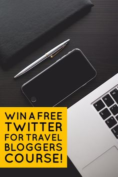 Win a FREE Twitter Course For Travel Bloggers! #travel #travelblog #marketing #Twitter #socialmediamarketing Learn what works best!