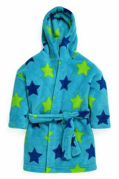 Buy Blue Star Baby Robe from the Next UK online shop Next Uk, Uk Online, Hoodies, Stars, Sweaters, Christmas, Stuff To Buy, Shopping, Fashion