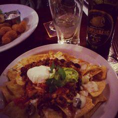 Mmm #nachos #kopparberg Sunday pub grub #ststephenstreet #stockbridgeedinburgh #stockbridge #edinburgh #scotland