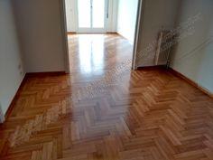 Τοποθέτηση και συντήρηση σε ξύλινο πάτωμα ή επένδυση σκάλας: Γυάλισμα παρκέ με οικολογικό βερνίκι σατινέ