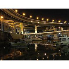 Instagram【konisi_sirop】さんの写真をピンしています。 《湾奥の奥… #life #relax #hope #japan #japan_night_view #japan_ #team_jp #team_jp_西 #team_jp_ #japan_photo_view #night_captures #night #landscape #landscape_lovers #landscape_captures #land #大阪 #大阪湾 #ジャンクション #高速道路 #夜景 #夜 #海》