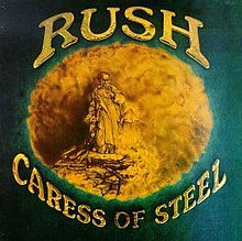 Rush - Caress of Steel At 2$ could complete the collection