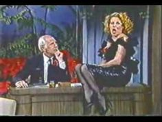 "Diva Greatness- Bette Midler at the Johnny Carson Show ""Fat as i am"""