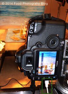Shooting Tethered | Food Photography Blog