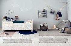 Elle deco uk modern children's room's - styling Alex Kristal  photo Jake Curtis