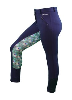Exclusive to the Buckwild Breeches brand, Curvy Mare riding breeches are available in the same fun, fabulous colors and prints and feature the same riding technology as our signature breeches, but com